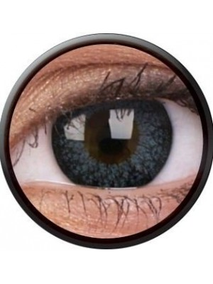 ColourVUE Eyelush Grey Coloured Contact Lenses