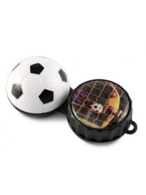 Football 3D Contact Lens Soaking Case