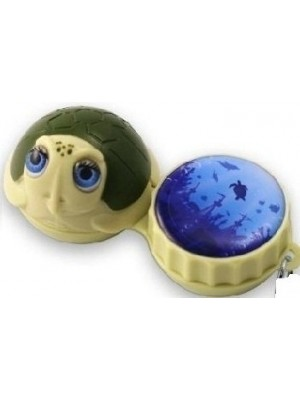 Funky Turtle 3D Contact Lens Storage Case