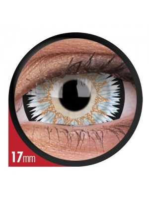 Galactus Mini Sclera Coloured Contact Lenses (1 Year) 17mm