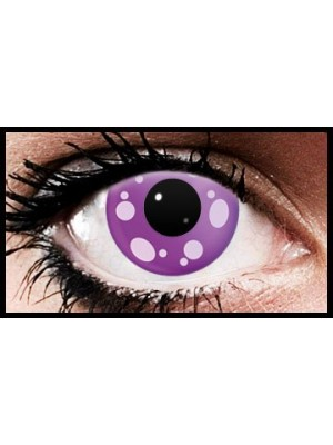 Sailor Saturn Anime Crazy Coloured Contact Lenses (90 Days)