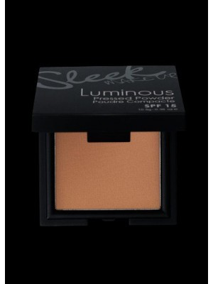 Sleek MakeUP 'Luminous Pressed Powder' In Shade 03