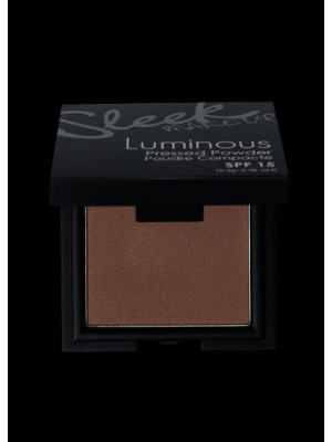 Sleek MakeUP 'Luminous Pressed Powder' In Shade 04