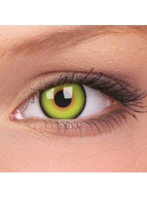 Mad Hatter Crazy Colour Contact Lenses (1 Year Wear)