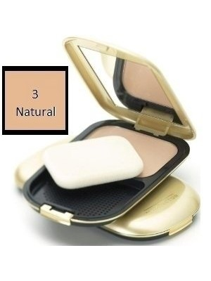 Max Factor Facefinity Compact Natural Shade