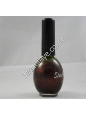 Stargazer Chocolate Brown Glitter 316