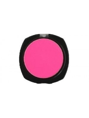 Stargazer Pink Neon UV Reactive Pressed Powder Eyeshadow