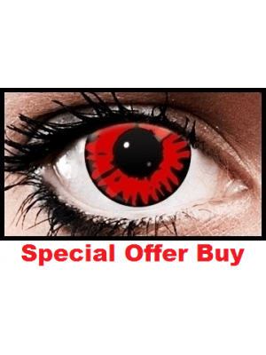 Twilight Volturi Coloured Contact Lenses (90 Days)