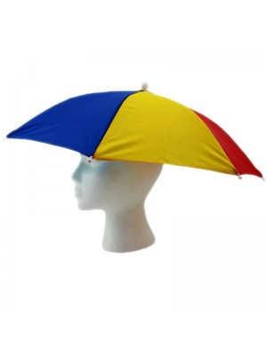 Funky And Modern Umbrella Hat