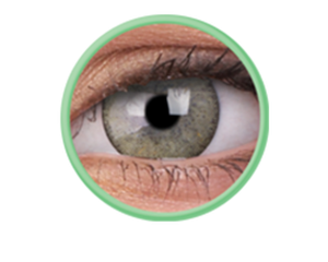 ColourVUE Mint 3 Tones Coloured Contact Lenses (90 Day)