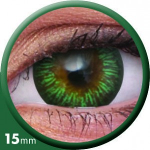 ColourVUE Big Eye Enchanter Green Contact Lenses