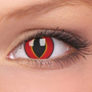 Mad Frog Crazy Colour Contact Lenses (1 Year Wear)