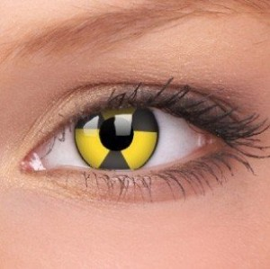 Radiate Crazy Colour Contact Lenses (1 Year Wear)