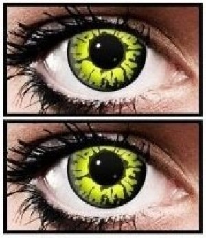 1 Day Use Wolf Coloured Contact Lenses (1 Day)