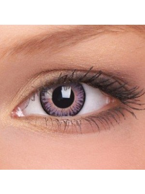 ColourVUE Violet 3 Tones Coloured Contact Lenses (90 Day)