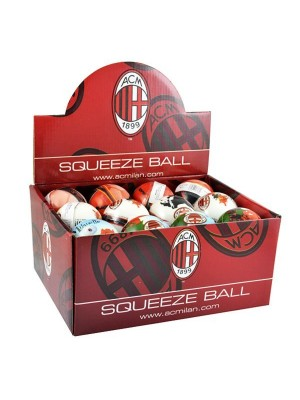 AC Milan Squeeze Ball -24PC