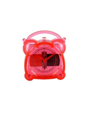 AC Milan Transparent Mini Alarm Clock 1