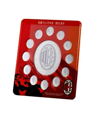 AC Milan Vertical Frame Photo Holder