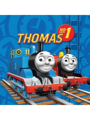 Amscan Napkins - Thomas & Friends
