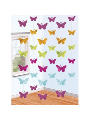 Amscan String Decoration - Butterfly