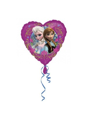 Anagram 18 Inch Foil Balloon - Frozen Love