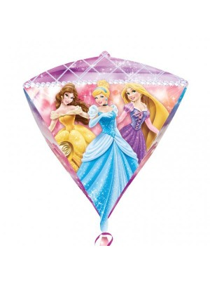 Anagram Supershape Diamondz - Disney Princess