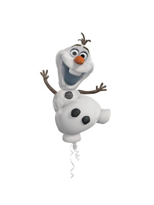 Anagram Supershape Foil Balloon - Frozen Olaf