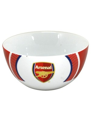 Arsenal Bullseye Cereal Bowl