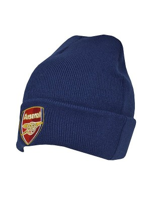 Arsenal Cuff Knitted Hat - Navy