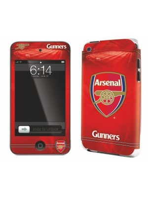 Arsenal iPod Touch 4G Skin