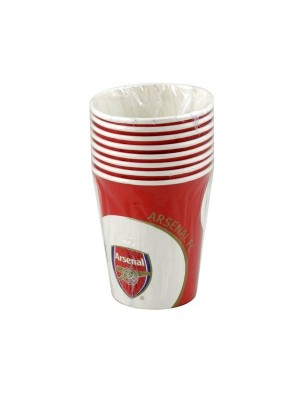 Arsenal Party Cups