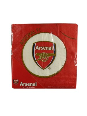Arsenal Party Napkins