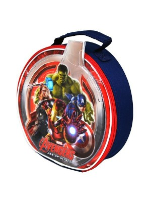 Avengers AOU Shaped Lunch Bag
