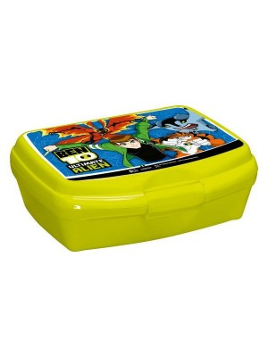 Ben 10 Ultimate Alien Sandwich Box