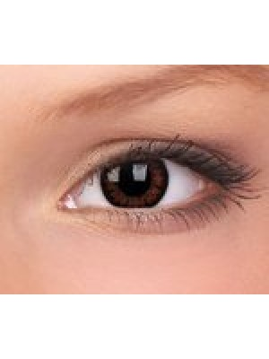 ColourVUE Pretty Hazel Big Eye Coloured Contact Lenses (90 Day)