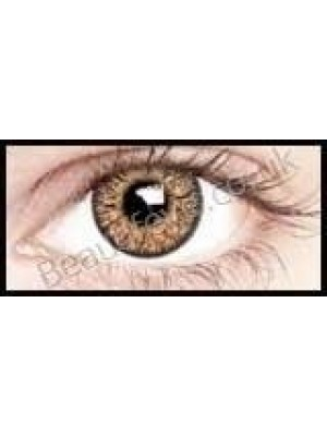 Brown 3 Tone Blends Coloured Contact Lenses (1 Month)