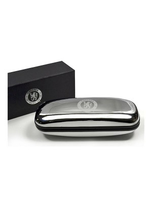 Chelsea Chrome Glasses Case