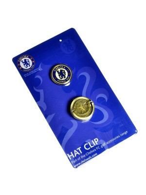 Chelsea Golf Hat Clip & Ball Marker