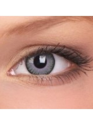 ColourVUE Fusion Grey Violet Coloured Contact Lenses (30 Day)