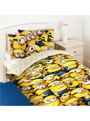 Despicable Me 2 Multi Face Single Duvet