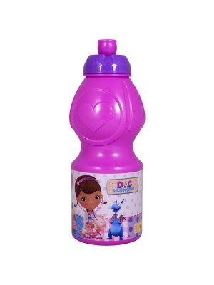 Doc McStuffins Plastic Water Bottle