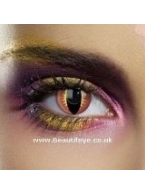 EDIT Colour Vision Vampire Contact Lenses