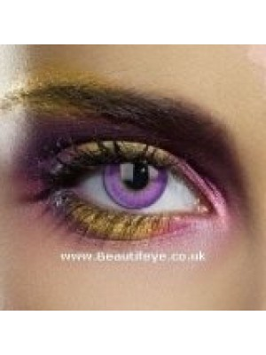 EDIT Colour Vision Violet 3 Tone Contact Lenses