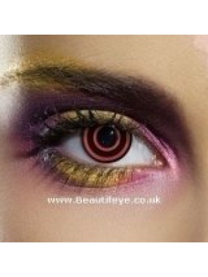 EDIT Crazy Bullseye Contact Lenses
