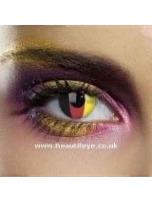 EDIT Flag Germany Contact Lenses