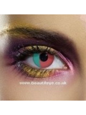 EDIT Flag Portugal Contact Lenses