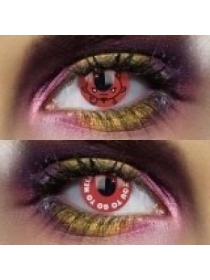 EDIT I Love Lucifer Go To Hell Contact Lenses