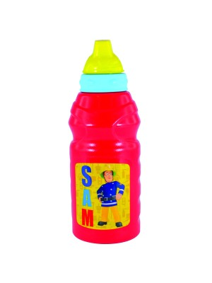 Fireman Sam Red Sports Bottle