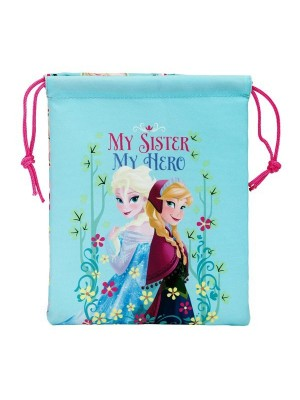 Frozen Lunch Bag - My sister My Hero