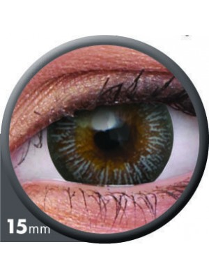 ColourVUE Big Eye Enchanter Grey Contact Lenses